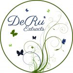 DeRu Extracts Logo Spring