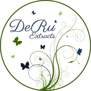 DeRu Extracts Logo Spring