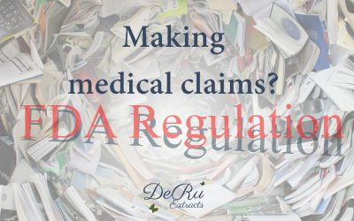 Fun Fact Friday – Making Medical Claims