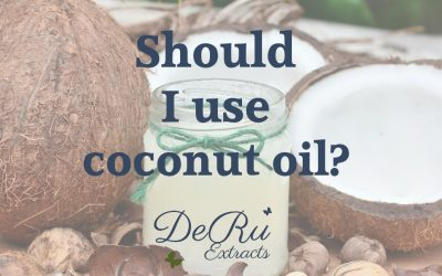 Fun Fact Friday – Should I use coconut oil?